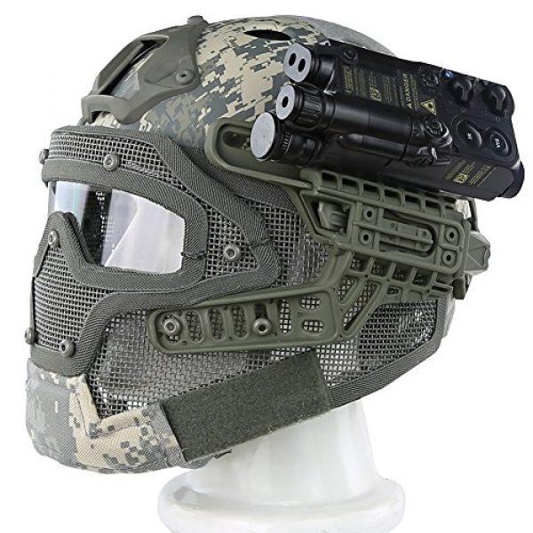 YASHALY Airsoft Helmet 4 YASHALY Tactical PJ Helmet