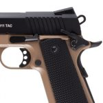 Elite Force 1911 Tactical CO2 Airsoft Pistol Full Metal Blowback By Umarex Back Slide - Best Airsoft Pistol