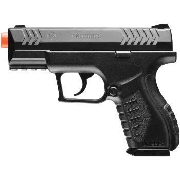 Elite Force Umarex Combat Zone Enforcer CO2 Airsoft Pistol 6mm Left Side - Best Airsoft Pistol