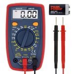 AstroAI Digital Multimeter with Ohm Volt Amp and Diode Voltage Tester Meter Best Airsoft Gun Volt Meter