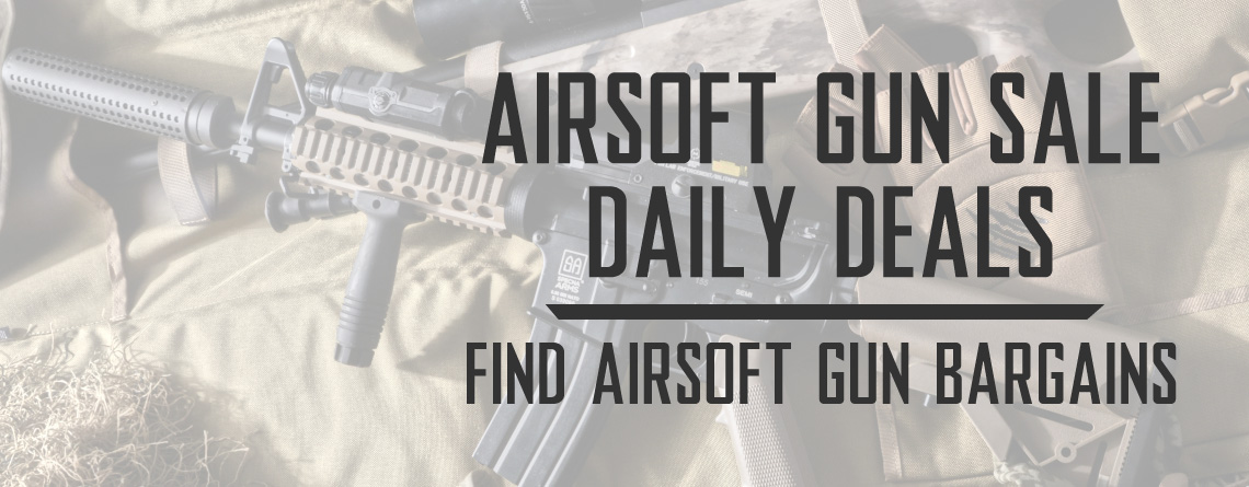 Airsoft Gun Sale Daily Deals