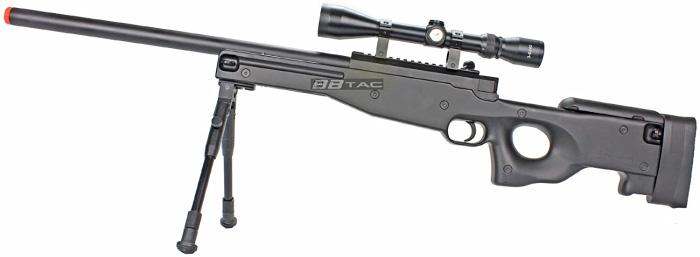 BBTac BT59 Type 96 Sniper Rifle Airsoft Gun