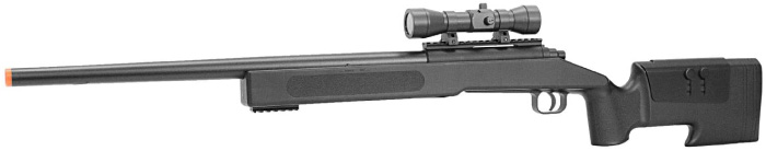 BBTac M62 Spring Sniper Rifle Airsoft Gun