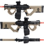 Evike Airsoft ASG Hera Arms Licensed CQR M4 Airsoft AEG by ICS All Sides