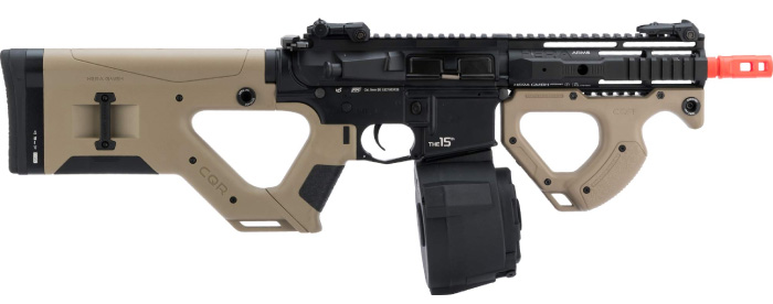 Evike Airsoft ASG Hera Arms Licensed CQR M4 Airsoft AEG by ICS