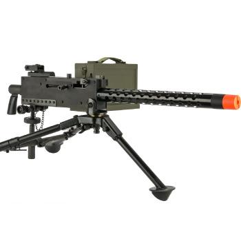 Evike Airsoft EMG M1919 Gen 2 Automatic Squad Support Airsoft AEG Insane Airsoft Gun