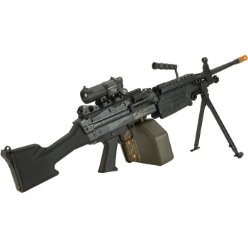 Evike G&P M249 Saw Airsoft AEG Rifle on Amazon