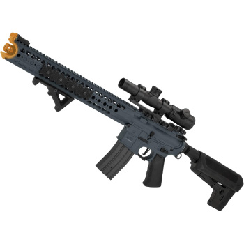 Evike Krytac War Sport Licensed LVOA-C M4 Carbine Airsoft AEG Rifle Insane Airsoft Gun