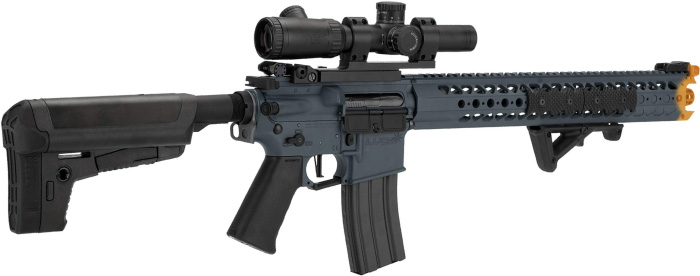 Evike Krytac War Sport Licensed LVOA-C M4 Carbine Airsoft AEG Rifle