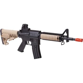 GameFace GFR37 Elite Renegade Spring-Powered Single-Shot Airsoft Rifle