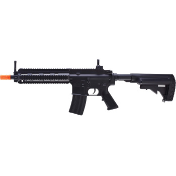 HK Heckler & Koch HK416 AEG 6mm BB Rifle Umarex Elite Force Airsoft Gun with Battery and Charger