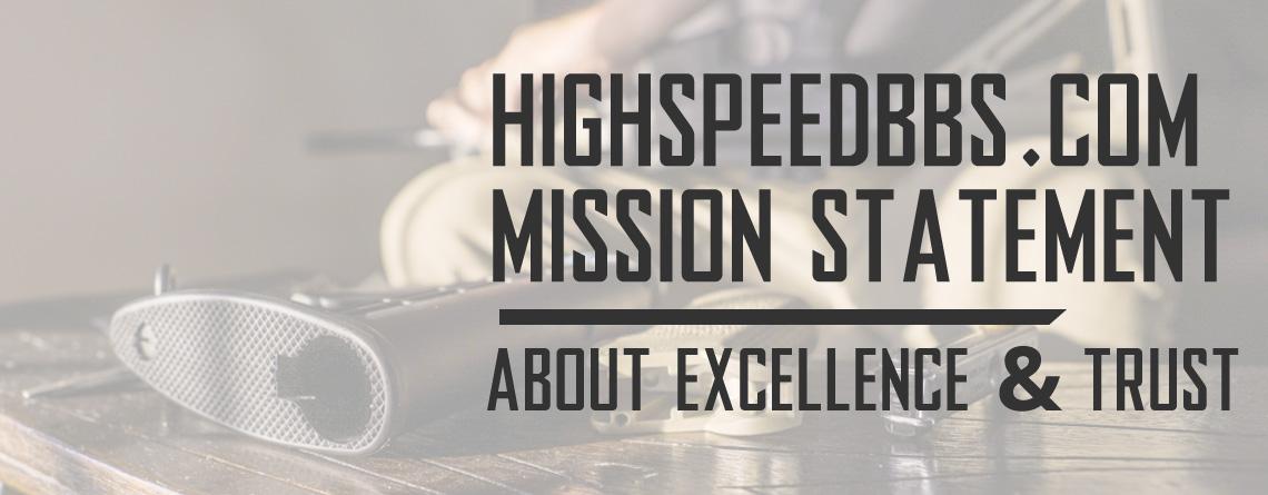 Highspeedbbscom Mission Statement