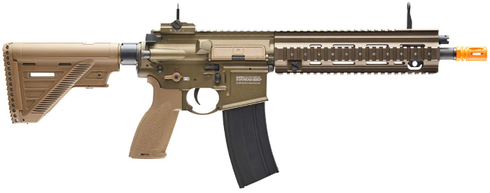 VFC Elite Force HK Heckler & Koch Airsoft Rifle 416 A5 AEG