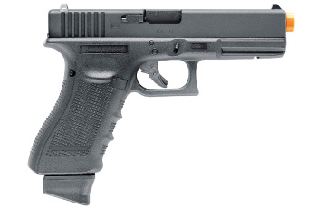 Pistol Airsoft Gun Elite Force Glock 17 Gen4 Blowback 6mm BB Airsoft Gun