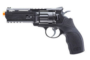 Pistol Airsoft Guns - Elite Force H8R Magnum Revolver