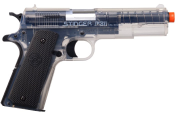 Clear GameFace Stinger P311 Airsoft Spring Pistol