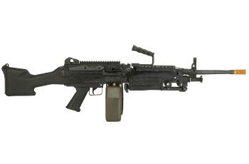 Squad Support Machine Gun Airsoft Gun Evike G&P M249 Saw Airsoft AEG Rifle