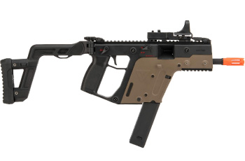 Sub Machine Gun Airsoft Gun Evike Krytac Kriss USA Licensed Kriss Vector Airsoft AEG SMG Rifle