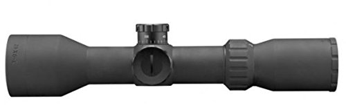 Aim Sports Rifle Scope 1 AIM Sports Compact Rubberized 3-9x42mm Medium Range Tactical Scope w/Mil-Dot Reticle