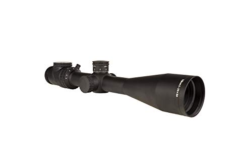 Trijicon Rifle Scope 1 Trijicon AccuPoint 5-20x50 Riflescope MRAD Ranging Crosshair with Green Dot, 30mm Tube