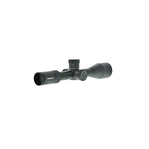 Tract Rifle Scope 2 TORIC UHD 4-20x50 30mm MRAD PRS Long Range Riflescope with Christmas Tree Style Reticle