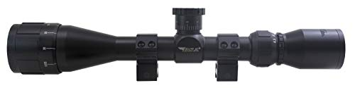 Gamo Rifle Scope 3 Gamo 270-39X40AOWRTB Sweet 270 AO 3X-9X 40mm Rifle Scope, Multi
