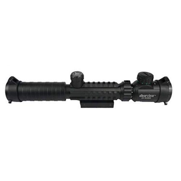 MILBRO Rifle Scope 1 Milbro Military Style 3 to 9 X 32EG Scope