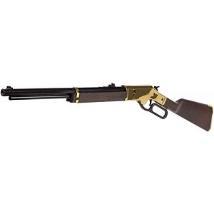 Bear River Air Rifle 1 Barra 1866 Cowboy Series Lever Action Multi Pump BB and Pellet Air Rifle
