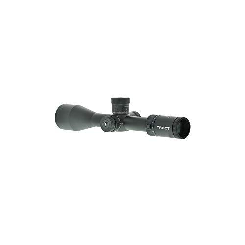 Tract Rifle Scope 1 TORIC UHD 4-20x50 30mm MRAD PRS Long Range Riflescope with Christmas Tree Style Reticle