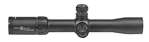 Sightmark Rifle Scope 3 Sightmark Core TX 2.5-10x32DCR .223/.308 BDC Dual Caliber Riflescope