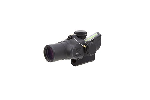 Trijicon Rifle Scope 2 ACOG 1.5 X 16 Ring and Dot Reticle with Short M16 Base Housing