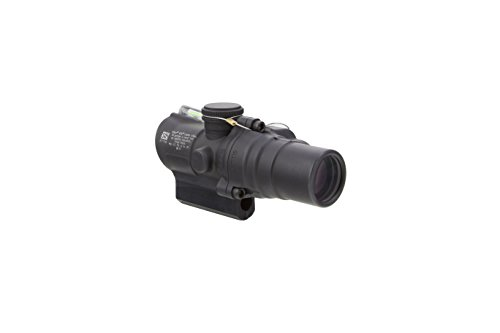 Trijicon Rifle Scope 3 ACOG 1.5 X 16 Ring and Dot Reticle with Short M16 Base Housing