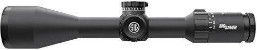Sig Sauer Rifle Scope 2 Sig Sauer SOW55017 Whiskey5 Riflescope, 5-25X52mm, 30mm, Sfp