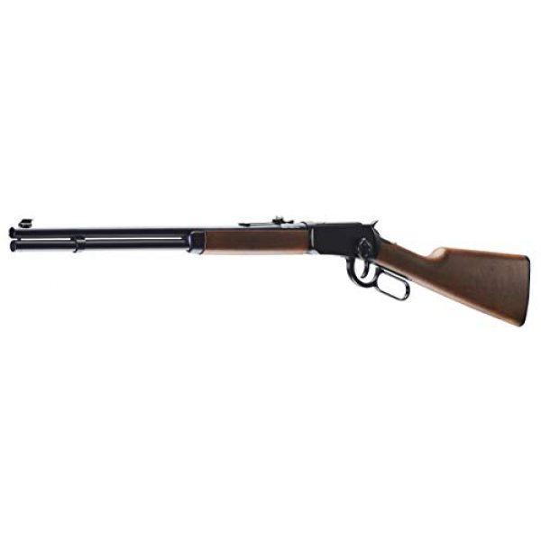 Umarex Air Rifle 1 Umarex USA, Legends Cowboy, .177 Caliber, Lever Action, CO2 Air Rifle, BB, Wood Stock