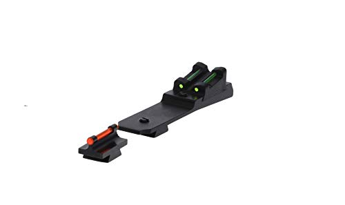 TRUGLO Rifle Sight 3 TRUGLO TG109 Rifle Sight Set, Marlin 336 Lever Action W/Front Ramp