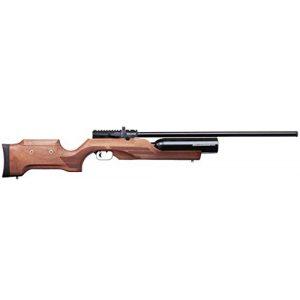Benjamin Air Rifle 1 Benjamin Kratos BPK25W .25-Caliber PCP-Powered Multi-Shot Side Lever Hunting Air Rifle