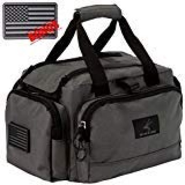 Exos Tactical Backpack 1 Exos Range Bag, Free Subdued USA Flag Patch Included