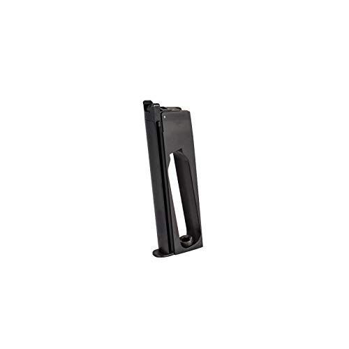 WE Airsoft Pistol 6 WE Tech M1911 Metal GBB Airsoft Pistol CO2 Version Black