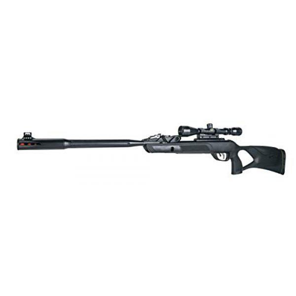 Gamo Air Rifle 1 Gamo 611006335554 Swarm Fusion 10X GEN2 Air Rifle, .22 Caliber,Black