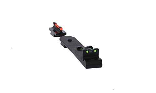 TRUGLO Rifle Sight 2 TRUGLO TG109 Rifle Sight Set, Marlin 336 Lever Action W/Front Ramp