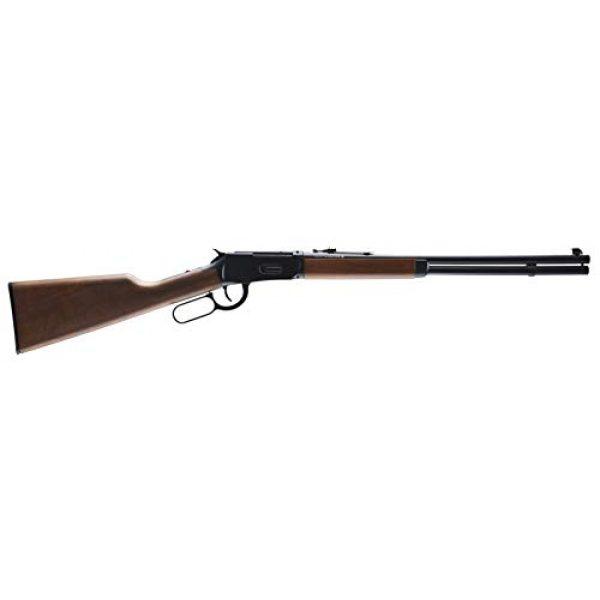 Umarex Air Rifle 2 Umarex USA, Legends Cowboy, .177 Caliber, Lever Action, CO2 Air Rifle, BB, Wood Stock