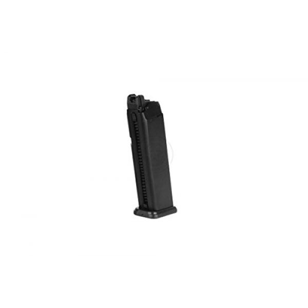 Prima USA Airsoft Pistol 6 HFC full metal gbb dark hawk airsoft gas blowback pistol(Airsoft Gun)