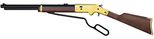 Bear River Air Rifle 3 Barra 1866 Cowboy Series Lever Action Multi Pump BB and Pellet Air Rifle