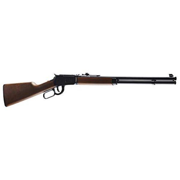 Umarex Air Rifle 4 Umarex USA, Legends Cowboy, .177 Caliber, Lever Action, CO2 Air Rifle, BB, Wood Stock