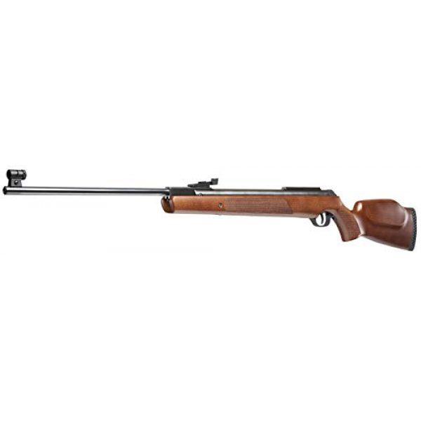 Wearable4U Air Rifle 4 Umarex RWS Model 3500 .22 Cal Break Barrel Air Rifle with Minelli Beechwood Stock with Wearable4U Bundle