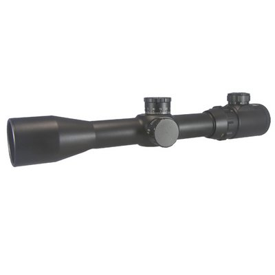 TufForce Rifle Scope 1 TufForce 3-12X40 Full Size Scope with Built-In Retical Leveler SF312-40AS1MW