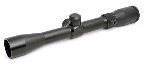 Hammers Rifle Scope 1 Hammers Plinking Rifle Scope 3-9x32 with 22 Dovetail Rings Fast Focus Eyepiece One Piece Tube