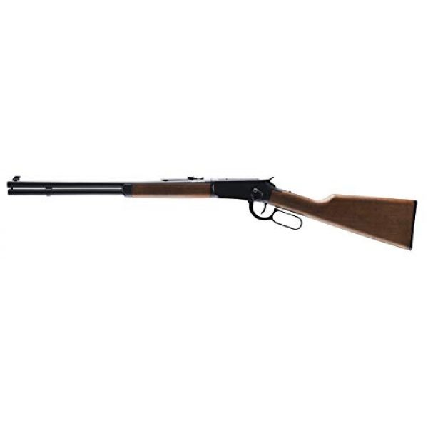 Umarex Air Rifle 3 Umarex USA, Legends Cowboy, .177 Caliber, Lever Action, CO2 Air Rifle, BB, Wood Stock