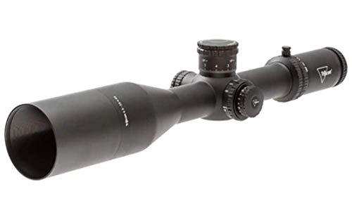 Trijicon Rifle Scope 1 Trijicon, AccuPower 4.5-30x56mm Long Range Riflescope, 34mm Tube, Second Focal Plane, Red/Green MRAD Crosshair Reticle, Matte Black