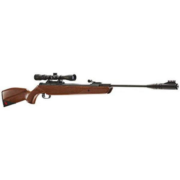 RUGER Air Rifle 4 Ruger Yukon Magnum Combo .177 Caliber Air Rifle with Included 3-9X32 Scope and Pack of 500 Pellets Bundle (Pellets Caliber/Weight .177/7.48 Grains) and Wearable4U Cloth